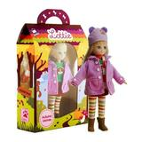 Small lottie doll autumn leaves