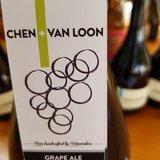 Small cvl grape ale