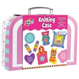 Small fun junction galt craft kit knitting case early knitting set