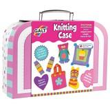 Small fun junction galt craft kit knitting case early knitting set