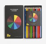 Small psychology of colour pencil set  4