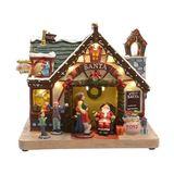 Small santahouse1