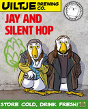 Small jay and the silent hop