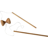Small wooden diabolo