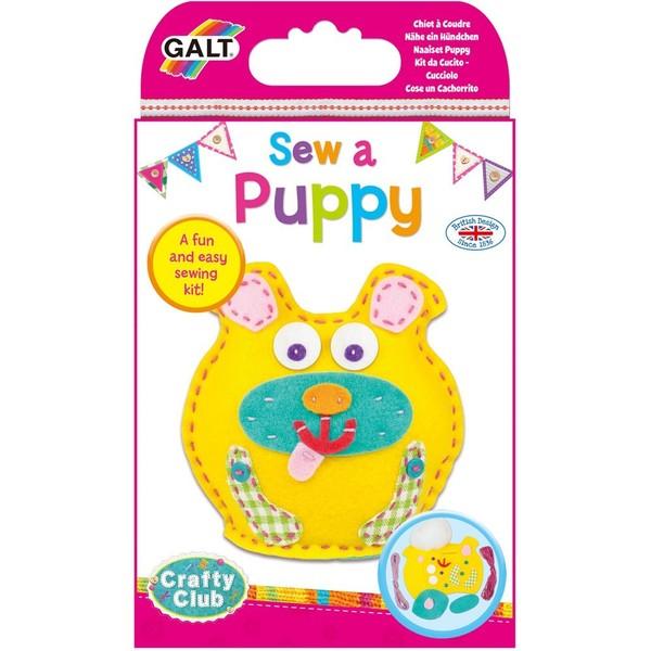 Large galt sew a puppy
