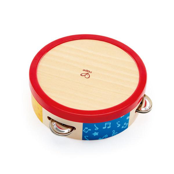 Large tambourine