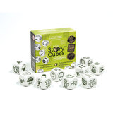 Small rory s story cubes voyages story telling game with dice for 6 six years and up