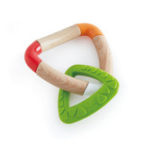 Small double triange teether
