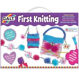 Small fun junction galt craft kit first knitting kit set french knitter pompom pom pom maker