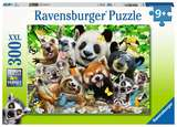Small ravensburger fun junction toy shop perth crieff perthshire scotland jigsaw puzzle animal jungle wildlife selfie xxl 300pc 4005556128938