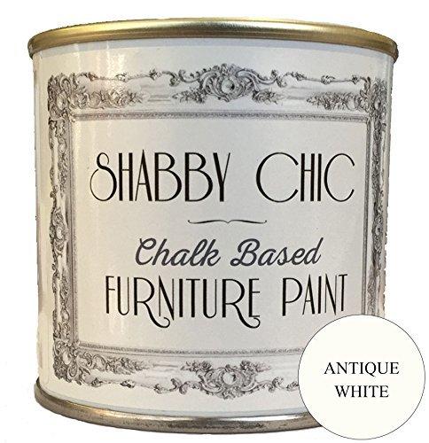 Large antique white