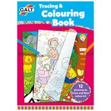 Small fun junction galt colouring book tracing pictures