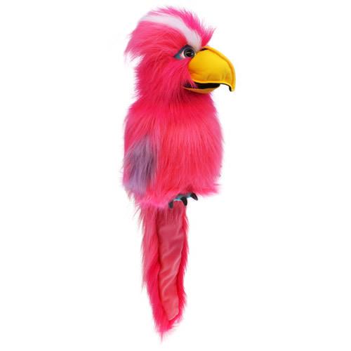 Large bird pink galah
