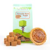Small treacle tart