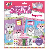 Small fun junction galt toys sensational sequins puppies sequin art