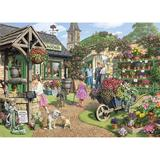 Small gibsons puzzles fun junction crieff perth perthshire independant indipendant toy shop scotland jigsaw gibsons glenny s garden shop 500xl extra large piece pieces pcs g3537