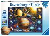 Small ravensburger fun junction toy shop perth crieff perthshire scotland jigsaw puzzle the planets puzzle 100xxl
