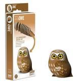 Small eugy owl