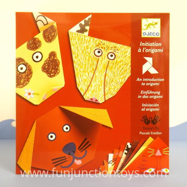 Large dj ck intro to origami animals  w
