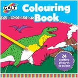 Small galt colouring book 24 twenty four varied pictures for children aged 5 five years and up