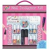 Small fun junction galt craft kit nail art nail varnish polish transfers