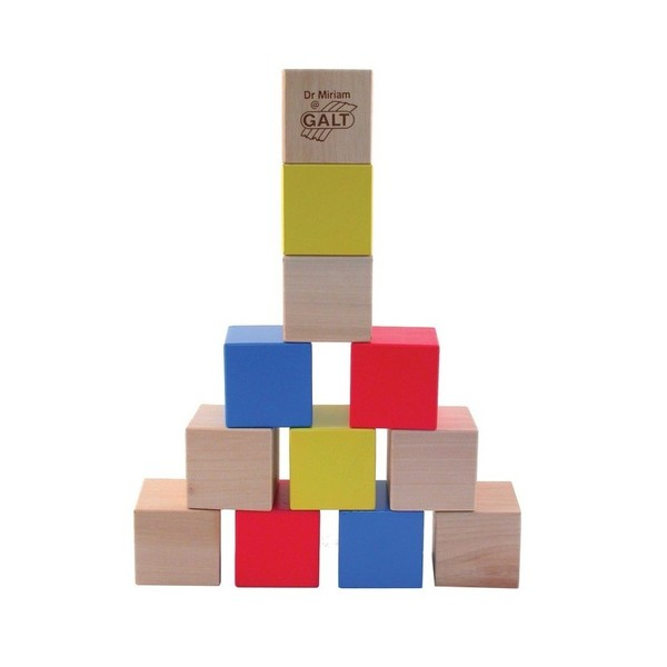 Large galt dr mirriam stoppard wooden blocks sq