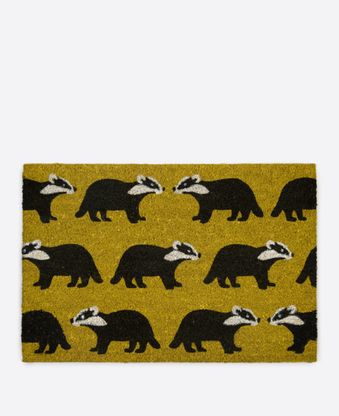 Large doormat badgers 2