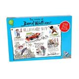 Small educa university games fun junction toy shop perth crieff perthshire scotland david walliams 250pc puzzle billionaire boy sir quentin blake