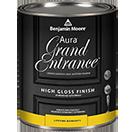 Large grand entrance gloss