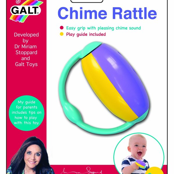 Large galt chime rattle
