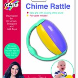 Small galt chime rattle