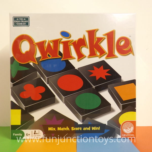 Large gbg qwirkle  w
