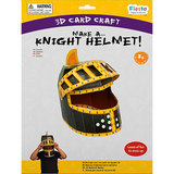 Small 3d craft knight helmet