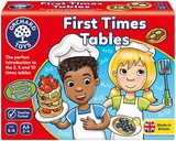 Small or first times tables