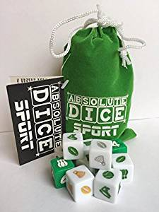 Large absolute dice sport