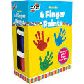 Large galt finger paints