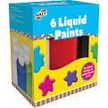 Large galt 6 liquid paints