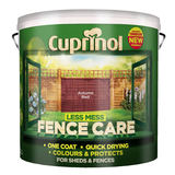 Small 316502  cuprinol less mess fence care autumn red1