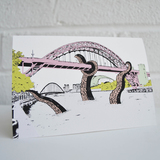Small monsterbridge