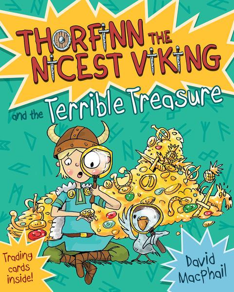 Large thorfinn treasure