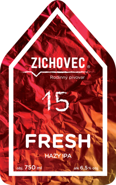 Large zichovec   fresh