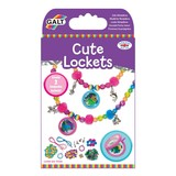 Small galt cute lockets