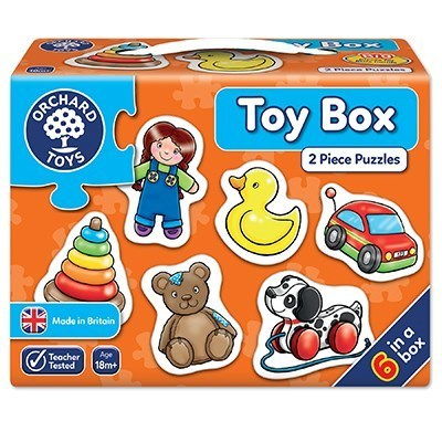Large orchard toys box jigsaw puzzle