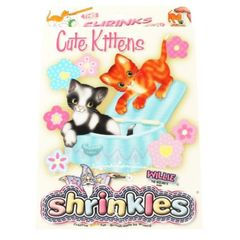 Medium_cute_kittens_shrinkles_personalise_bag_tags_shrinkies_shrinks_oven_colouring_colour_in