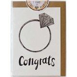 Small congratsring