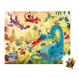 Small janod pz dragons 54