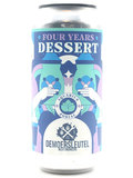 Small de moersleutel four years anniversary dessert freeze distilled imperial stout craft beer the craft bar