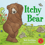 Small itchy bear board book