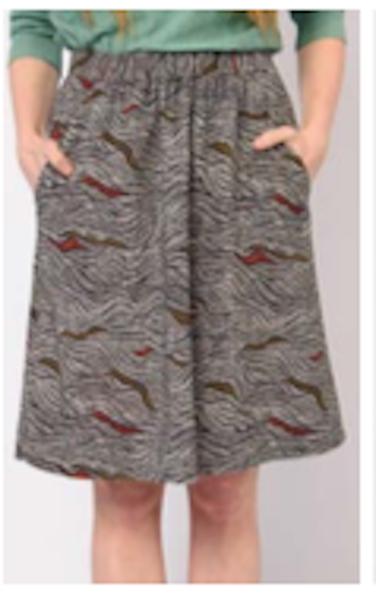 Large luzaide skirt skfk