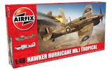 Small a05129 hawker hurricane mk1 tropical 3d box